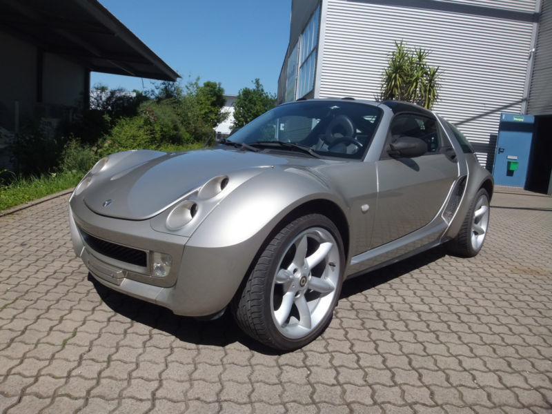 verkauft smart roadster coupe softtouch gebraucht 2006. Black Bedroom Furniture Sets. Home Design Ideas