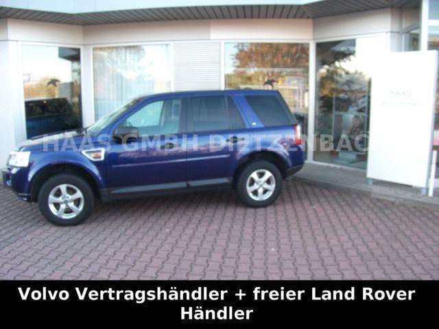 verkauft land rover freelander 2 td4 se gebraucht 2011 km in dietzenbach. Black Bedroom Furniture Sets. Home Design Ideas