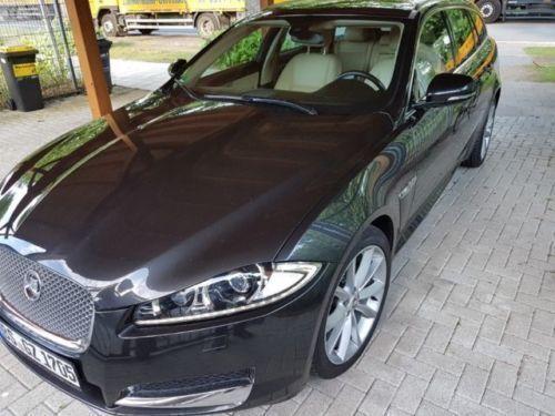 verkauft jaguar xf gebraucht 2013 km in braunschweig. Black Bedroom Furniture Sets. Home Design Ideas