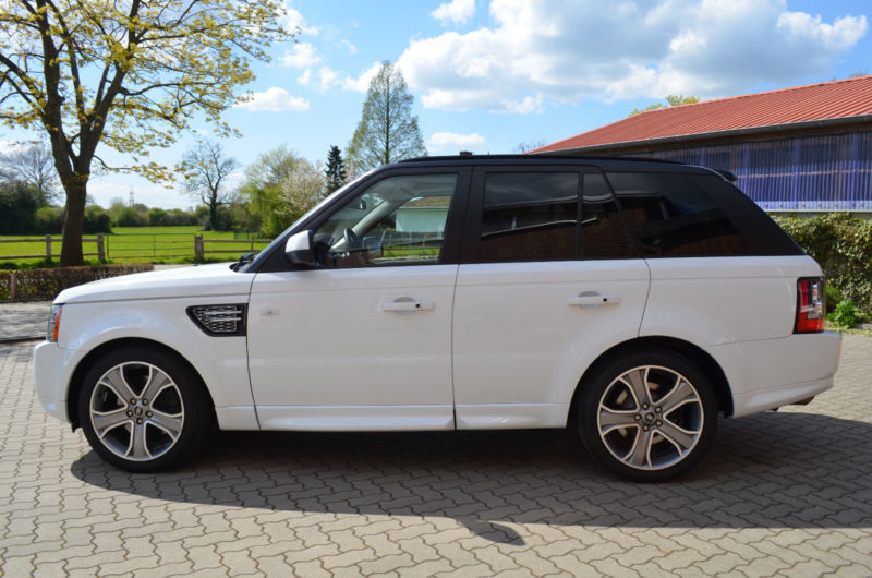 verkauft land rover range rover sport gebraucht 2013 km in kummerfeld. Black Bedroom Furniture Sets. Home Design Ideas