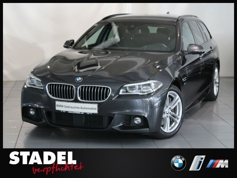 verkauft bmw 525 da touring m sportpak gebraucht 2014 km in heilbronn. Black Bedroom Furniture Sets. Home Design Ideas