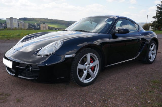 verkauft porsche cayman s navi schalter gebraucht 2008 km in gerach. Black Bedroom Furniture Sets. Home Design Ideas