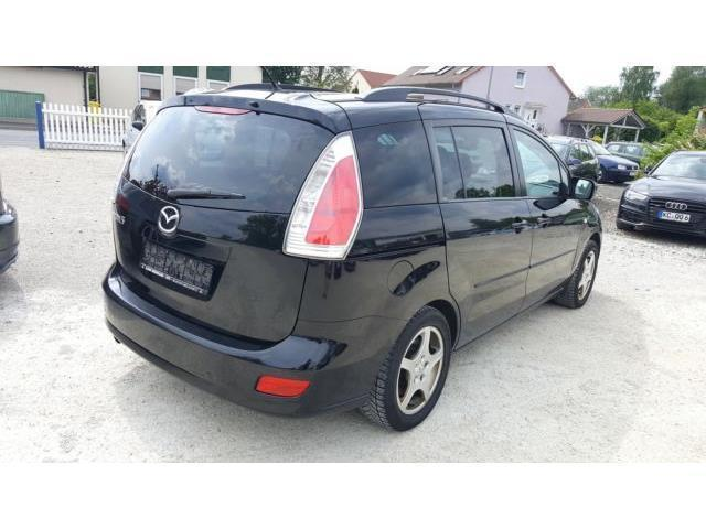 verkauft mazda 5 1 8 exclusive 7 sitzer gebraucht 2009 km in kueps. Black Bedroom Furniture Sets. Home Design Ideas