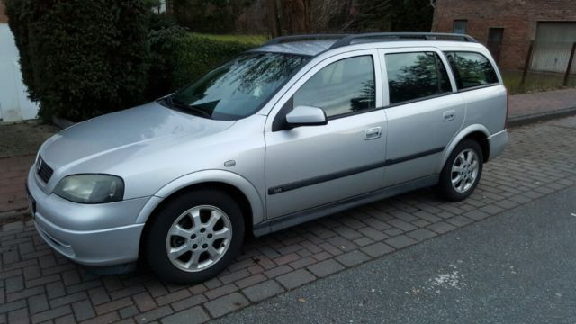 verkauft opel astra 1 6 caravan cng nj gebraucht 2004 km in langen. Black Bedroom Furniture Sets. Home Design Ideas
