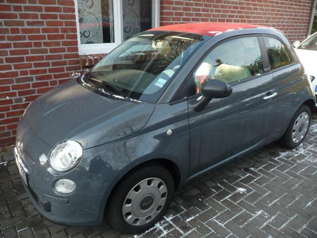 verkauft fiat 500c 1 2 pop gebraucht 2010 km in peine. Black Bedroom Furniture Sets. Home Design Ideas