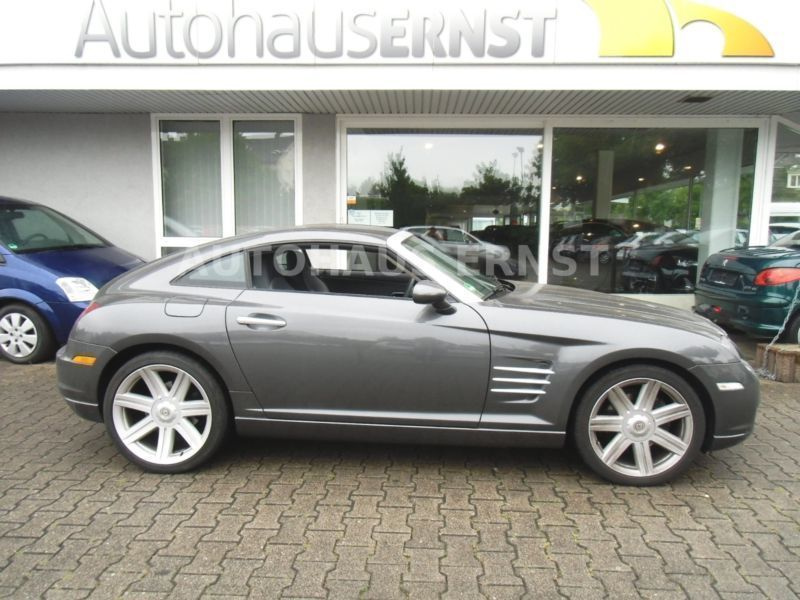 crossfire gebrauchte chrysler crossfire kaufen 172 g nstige autos zum verkauf. Black Bedroom Furniture Sets. Home Design Ideas