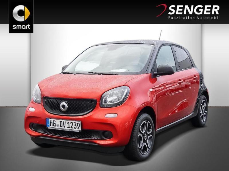 gebraucht Smart ForFour 66kW turbo twinamic Passion