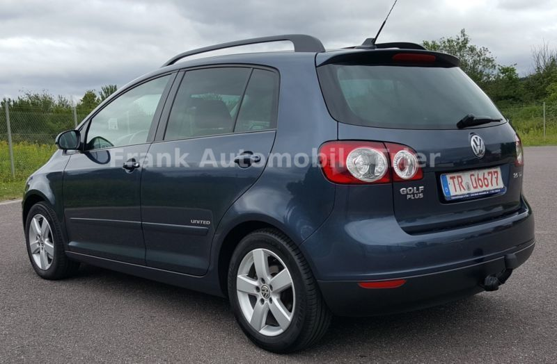 verkauft vw golf v 2 0 tdi united gebraucht 2008 km in attendorn. Black Bedroom Furniture Sets. Home Design Ideas