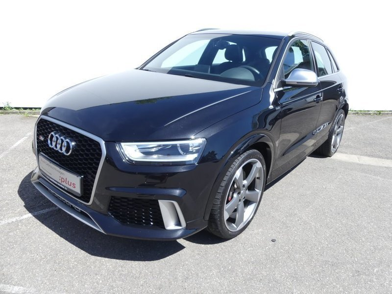 verkauft audi rs q3 2 5 tfsi quattro p gebraucht 2014 km in herrenberg. Black Bedroom Furniture Sets. Home Design Ideas