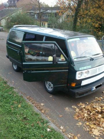 verkauft vw t3 kombi gebraucht 1985 km in frankfurter berg. Black Bedroom Furniture Sets. Home Design Ideas