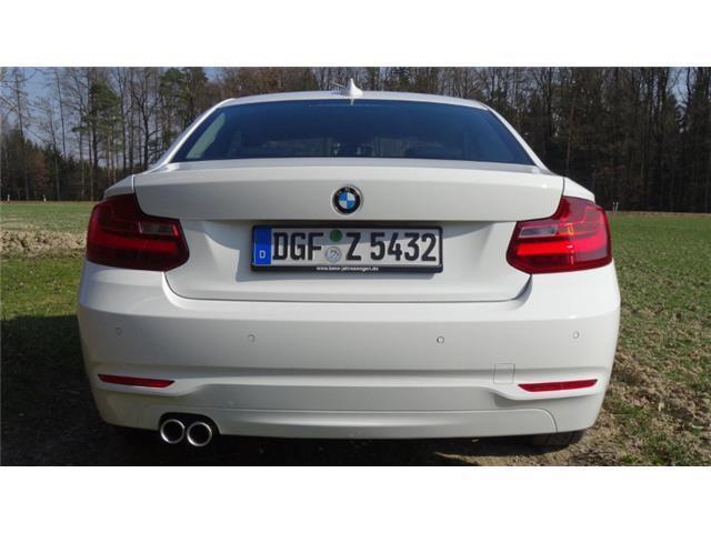 Verkauft Bmw 220 D 20 Proz Rab Hjw Gebraucht 2015 6000 Km In