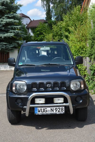 verkauft suzuki jimny classic gebraucht 2004 km. Black Bedroom Furniture Sets. Home Design Ideas