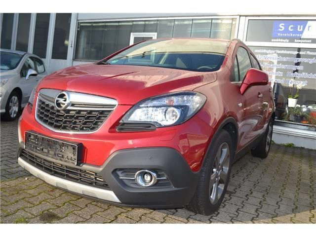verkauft opel mokka 1 7 cdti automatik gebraucht 2013 km in maintal. Black Bedroom Furniture Sets. Home Design Ideas