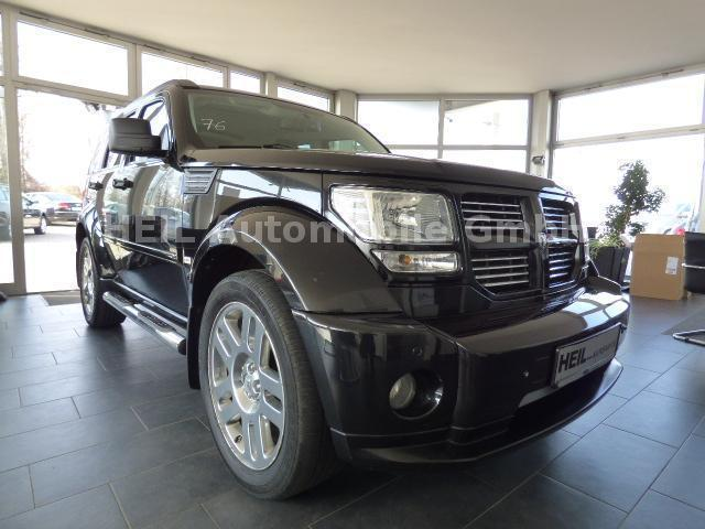 verkauft dodge nitro r t sh 4wd elktr gebraucht 2008 km in leipzig. Black Bedroom Furniture Sets. Home Design Ideas