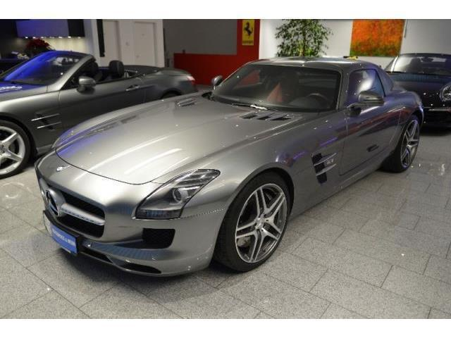 verkauft mercedes sls amg coupe deut gebraucht 2010 km in otterfing. Black Bedroom Furniture Sets. Home Design Ideas