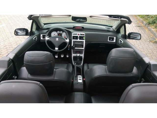 verkauft peugeot 307 cc hdi fap 135 sp gebraucht 2006 km in herford. Black Bedroom Furniture Sets. Home Design Ideas