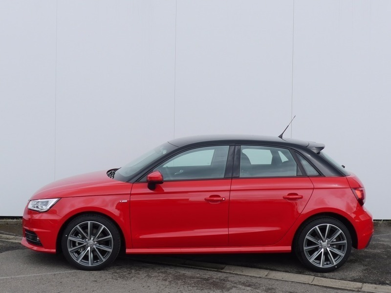 verkauft audi a1 sportback 1 4 tfsi ad gebraucht 2016 km in herrenberg. Black Bedroom Furniture Sets. Home Design Ideas