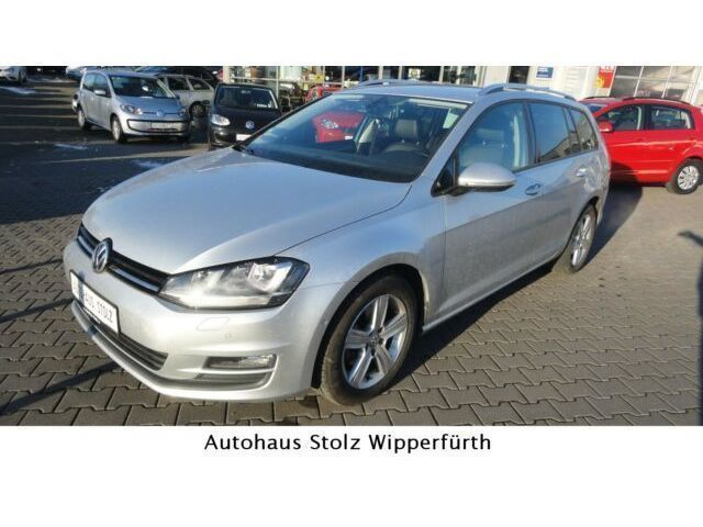 Vw Golf 16 Diesel 110 Ps 2014 Wipperfürth Autouncle