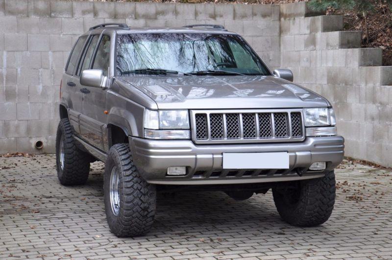 verkauft jeep grand cherokee gebraucht 1999 km in. Black Bedroom Furniture Sets. Home Design Ideas
