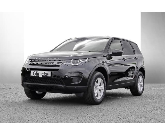 verkauft land rover discovery sport pu., gebraucht 2018, 3.500 km in