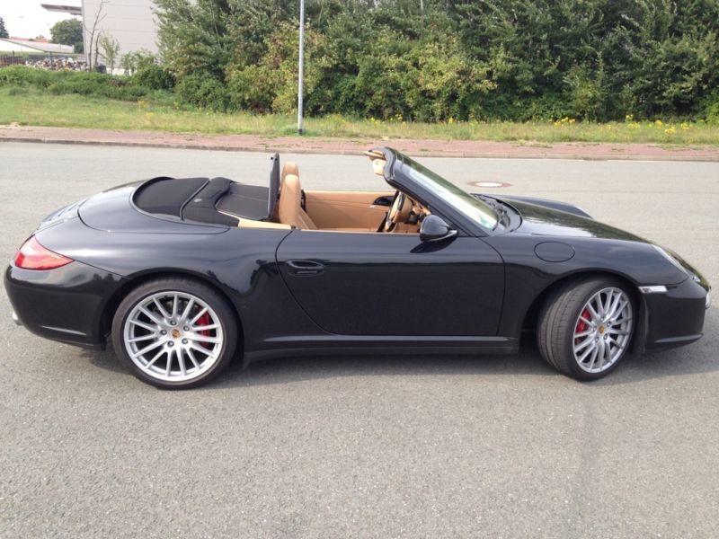verkauft porsche 911 carrera 4s cabrio gebraucht 2009 km in gilching. Black Bedroom Furniture Sets. Home Design Ideas