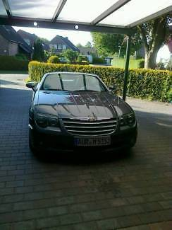 verkauft chrysler crossfire cabrio gebraucht 2004 km in aurich. Black Bedroom Furniture Sets. Home Design Ideas