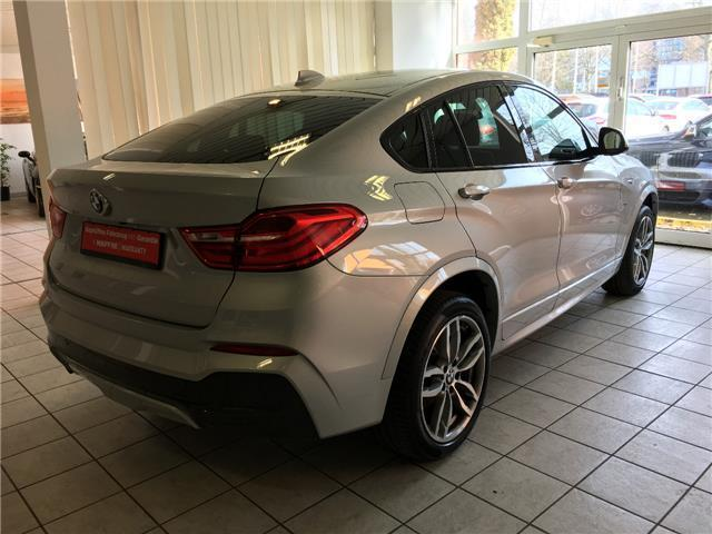 verkauft bmw x4 xdrive20i aut gebraucht 2015 km in moosthenning. Black Bedroom Furniture Sets. Home Design Ideas