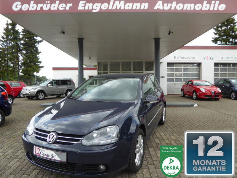 verkauft vw golf v plus united t v u gebraucht 2008 km in zwickau. Black Bedroom Furniture Sets. Home Design Ideas