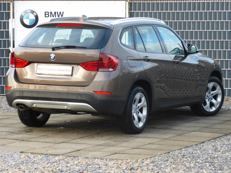 verkauft bmw x1 xdrive20d gebraucht 2012 km in. Black Bedroom Furniture Sets. Home Design Ideas