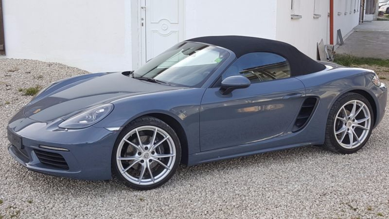 verkauft porsche boxster 718 pdk par gebraucht 2016 km in mannheim. Black Bedroom Furniture Sets. Home Design Ideas