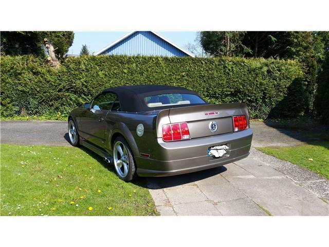 verkauft ford mustang cabrio v6 gebraucht 2005 km in dortmund. Black Bedroom Furniture Sets. Home Design Ideas