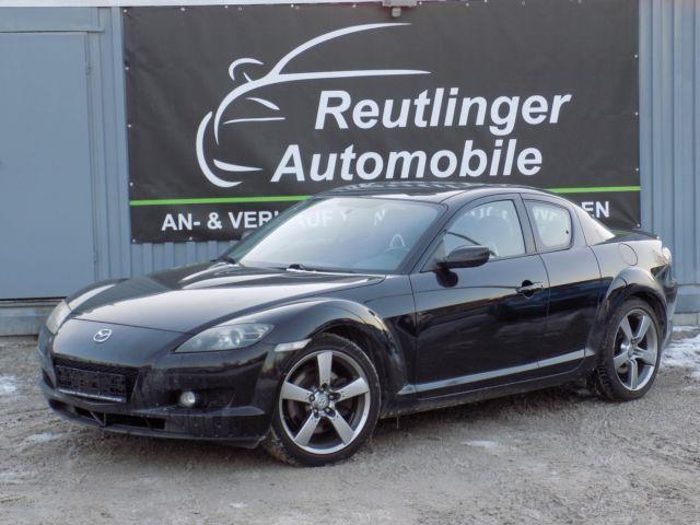 verkauft mazda rx8 revolution gebraucht 2005 km. Black Bedroom Furniture Sets. Home Design Ideas