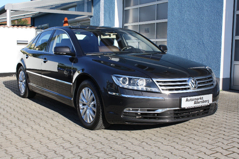 verkauft vw phaeton v6 tdi 4motion tra gebraucht 2011. Black Bedroom Furniture Sets. Home Design Ideas