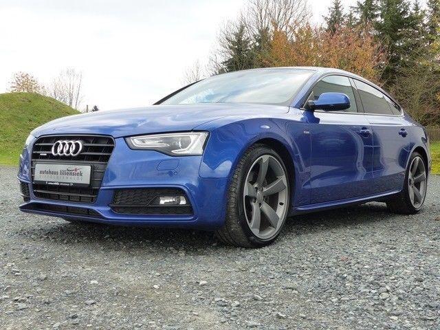 Audi a5 sportback 30 tdi quattro s line s tronic gebraucht
