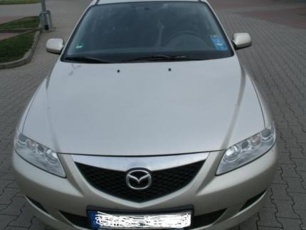 verkauft mazda 6 sport kombi 1 8 exclu gebraucht 2004 km in fellbach. Black Bedroom Furniture Sets. Home Design Ideas