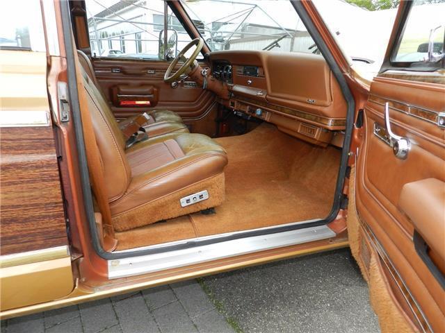 verkauft jeep wagoneer limited 4x4 3 gebraucht 1983 km in bad saulgau. Black Bedroom Furniture Sets. Home Design Ideas
