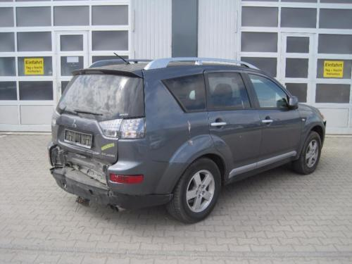 verkauft mitsubishi outlander gebraucht 2007 km in freiburg. Black Bedroom Furniture Sets. Home Design Ideas