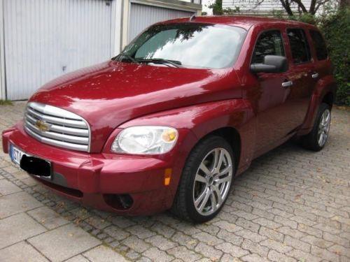 Verkauft Chevrolet Hhr 8 Fach Berreift Gebraucht 2007 90000 Km