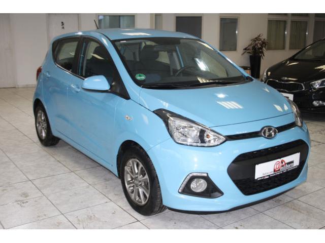 Verkauft Hyundai I10 1 0 Intro Edition   Gebraucht 2014