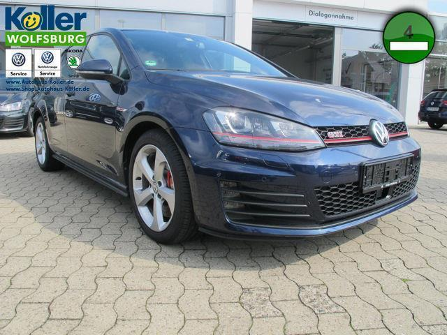 verkauft vw golf vii gti performance gebraucht 2014. Black Bedroom Furniture Sets. Home Design Ideas
