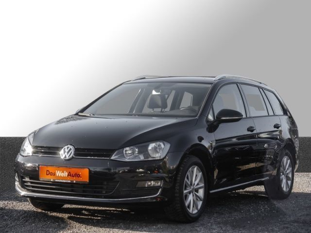 verkauft vw golf vii golf vii variant gebraucht 2015 km in dortmund. Black Bedroom Furniture Sets. Home Design Ideas