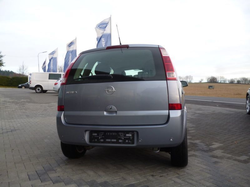 verkauft opel meriva edition 2hand eur gebraucht 2005 km in hamm. Black Bedroom Furniture Sets. Home Design Ideas