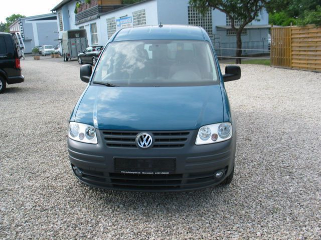 verkauft vw caddy maxi kasten 1 6 l be gebraucht 2009 km in oberasbach. Black Bedroom Furniture Sets. Home Design Ideas