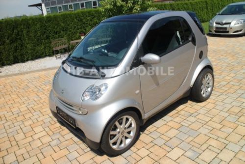 verkauft smart fortwo coup coupe su gebraucht 2005 km in untersteinach. Black Bedroom Furniture Sets. Home Design Ideas