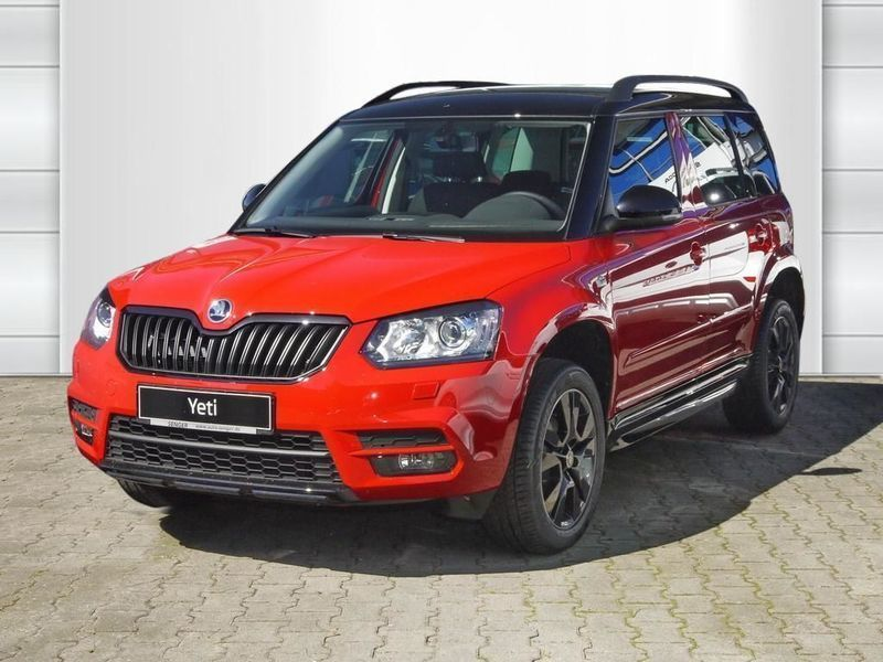 verkauft skoda yeti 2 0 tdi 110 ps scr gebraucht 2016 km in rheine. Black Bedroom Furniture Sets. Home Design Ideas