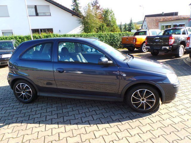 verkauft opel corsa c basis gebraucht 2006 km in neresheim. Black Bedroom Furniture Sets. Home Design Ideas