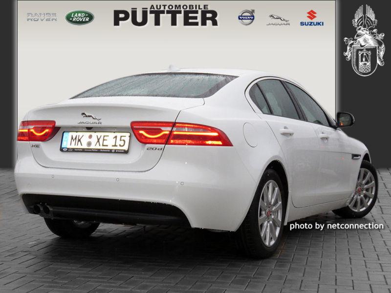 verkauft jaguar xe 20d pure fse usb kl gebraucht 2016 km in iserlohn. Black Bedroom Furniture Sets. Home Design Ideas