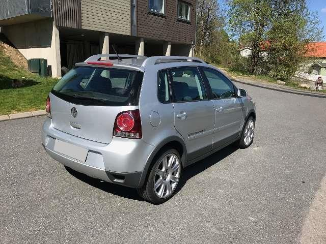 verkauft vw polo cross 1 4 gebraucht 2007 km in. Black Bedroom Furniture Sets. Home Design Ideas