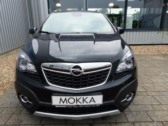 verkauft opel mokka edition 1 4 turbo gebraucht 2016 km in coesfeld. Black Bedroom Furniture Sets. Home Design Ideas
