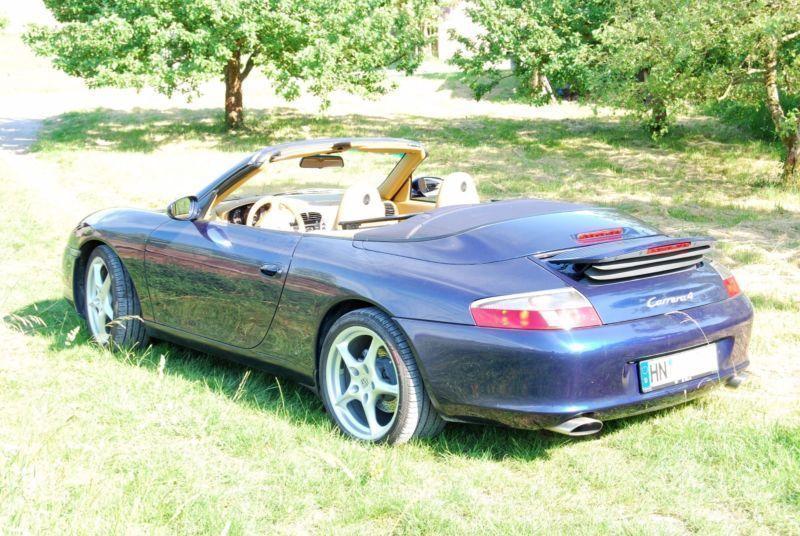 verkauft porsche 996 cabrio hardtop gebraucht 2002 km in aachen mitte. Black Bedroom Furniture Sets. Home Design Ideas